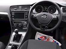 Golf TDi 116PS 1.6 Manual Diesel