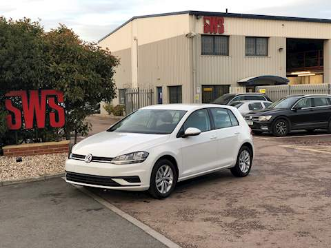 Volkswagen Golf SE Tsi 150 PS 1.4 - Automatic Petrol