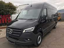 Sprinter 2.1 CDI 316 L4 H2 7G-Tronic 163 BHP 2.1 - Automatic Diesel