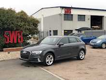 A3 Sportback Sport 30 Tfsi 116 PS 1.0 - Manual Petrol