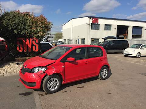 Skoda Citigo Se - 1.0 Manual Petrol