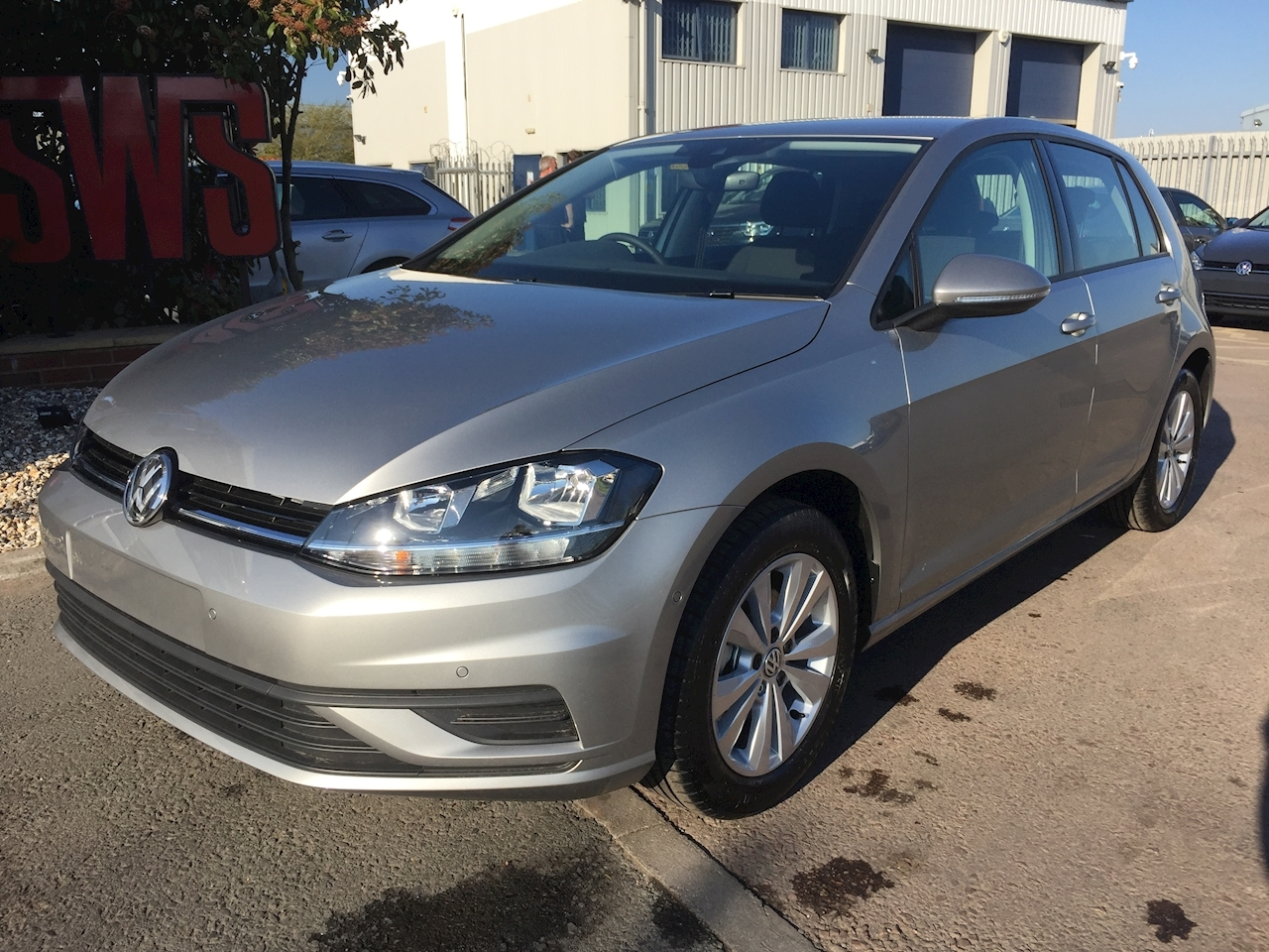 Golf SE 150PS 1.4 TSI DSG - 1.4 Automatic Petrol