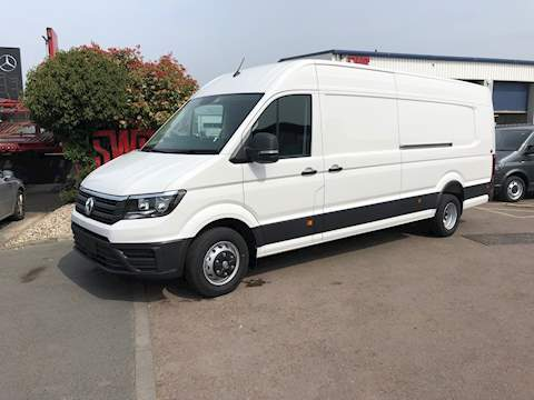Volkswagen Crafter CR50 XLWB 140PS  - 2.0 Manual Diesel