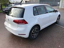 Golf Match Edition 1.5 Tsi EVO DSG HPI: Clear Petrol