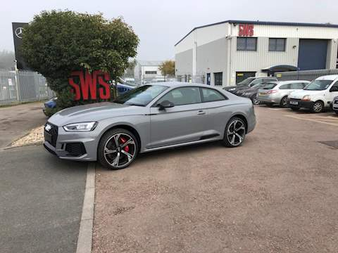 Audi RS5 3dr Coupe 450 bhp HPI: Clear Petrol