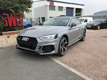 RS5 3dr Coupe 450 bhp HPI: Clear Petrol