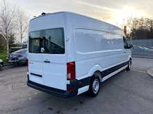 Crafter 140 BHP Euro 6 2.0 Manual LWB 2.0 HPI: Clear Diesel