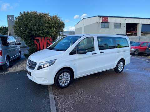 Mercedes-Benz Vito 114Cdi Tourer Select L2 2.1 HPI: Clear Diesel