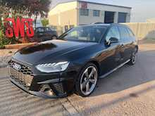 S4 Black Edition TDI 347 bhp S-Tronic HPI: Clear 3.0 Automatic Diesel