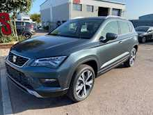 Ateca SE Technology DSG 1.5 HPI: Clear Automatic petrol