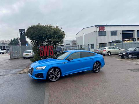 Audi A5 Sportback Edition 1 2.0 5dr HPI: Clear Automatic Petrol
