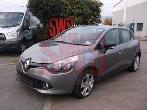 Renault Clio Expression Plus Eco DCi 1.5 1.5 5dr Cat S Manual Diesel