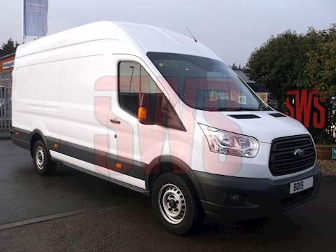 Ford Transit 350 2.2 2.2 Clear Manual Diesel