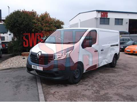 Renault Trafic LL29 Business DCi 1.6 Cat S Manual Diesel