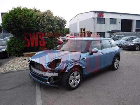 Mini Mini Clubman One D 1.5 5dr Cat C Manual Diesel