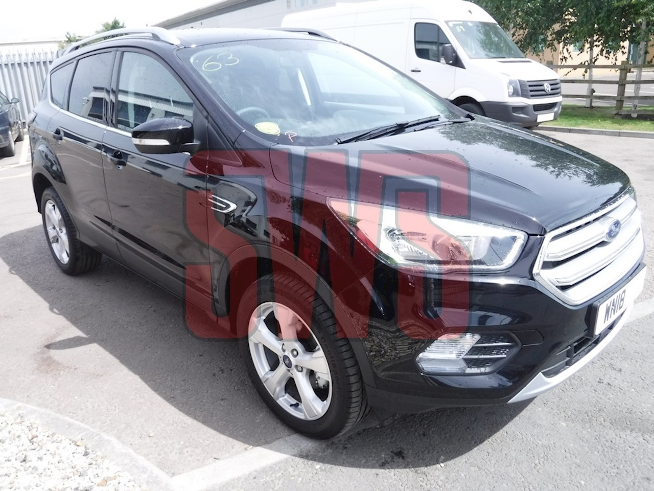 Kuga Zetec 1.5 5dr HPI: Clear Manual Petrol