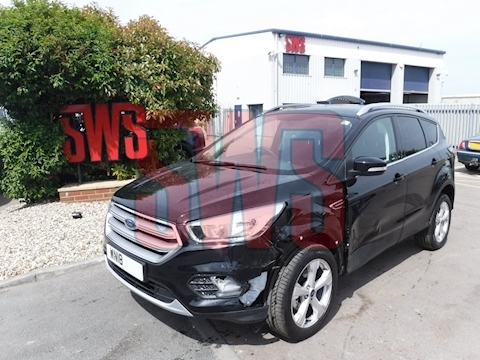 Ford Kuga Zetec 1.5 5dr Unrecorded Manual Petrol