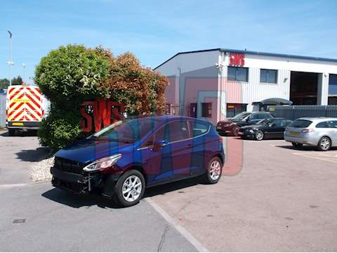 Ford Fiesta Zetec 1.0 3dr Cat S Manual Petrol
