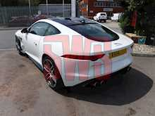 F-Type R 5.0 2dr Cat S Automatic Petrol