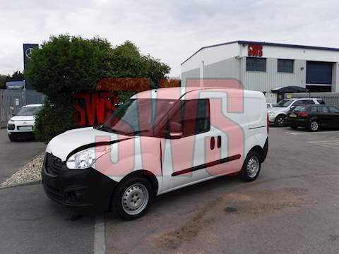 Vauxhall Combo 2000 L1h1 Cdti 1.2 Cat S Manual Diesel