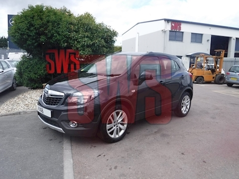 Vauxhall Mokka Exclusiv S/S 1.4 5dr Cat S Manual Petrol