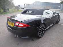 XKR Dynamic R 5.0 2dr Cat S Automatic Petrol