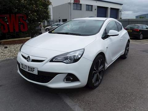 Vauxhall Astra Gtc Limited Edition S/S 1.4 3dr Cat S Manual Petrol