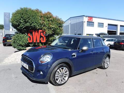 Mini Mini Cooper Seven 1.5 5dr Cat N Manual Petrol