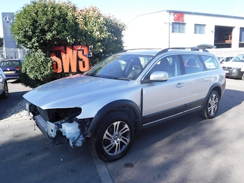 Volvo Xc70 D4 Se Nav 2.0 5dr Cat S Manual Diesel