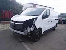 Vivaro 2900 L2h1 Cdti P/V 1.6 Cat S Manual Diesel