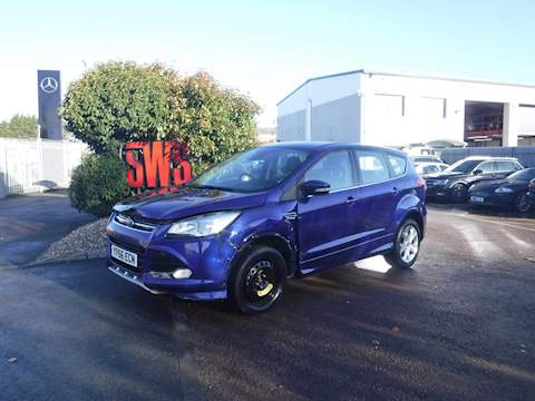Ford Kuga Titanium Sport Tdci 2.0 5dr Cat S Manual Diesel