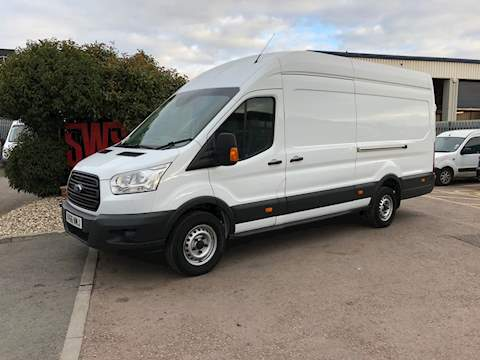 Ford Transit 350 H/R P/V 2.2 Cat S Manual Diesel