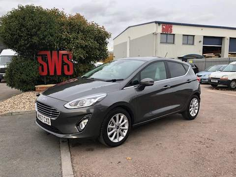 Ford Fiesta Titanium 1.0 5dr Cat S Manual Petrol
