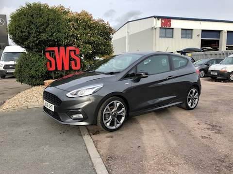 Ford Fiesta St-Line 1.0 3dr Cat N Manual Petrol