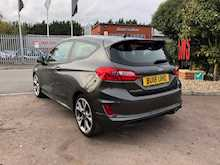 Fiesta St-Line 1.0 3dr Cat N Manual Petrol