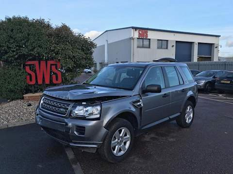 Land Rover Freelander Sd4 Gs 2.2 5dr Cat S Automatic Diesel