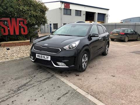 Kia Niro 2 1.6 5dr Clear Semi Auto Petrol/Electric