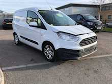 Transit Courier Trend Tdci 1.6 Clear Manual Diesel