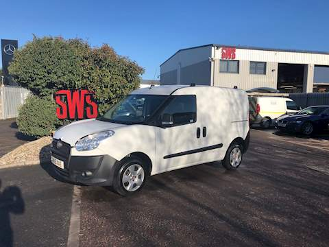 Fiat Doblo Cargo 16V Multijet 1.2 Clear Manual Diesel