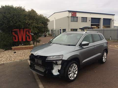 Skoda Karoq Se L Tsi 1.5 5dr Cat S Manual Petrol