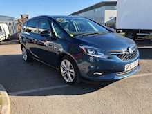 Zafira Tourer Sri Nav 1.4 5dr Cat N Automatic Petrol