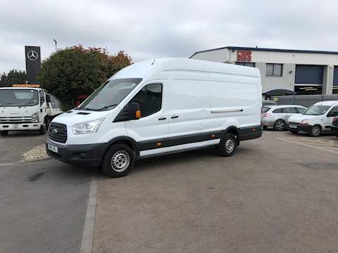 Ford Transit 350 H/R P/V 2.2 Cat N Manual Diesel