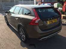 V60 D3 Cross Country Lux Nav 2.0 5dr Cat N Manual Diesel