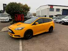 Focus St-3 2.0 5dr HPI: Clear Manual Petrol