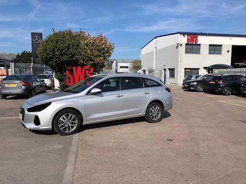 Hyundai I30 T-Gdi Se 1.0 5dr Cat N Manual Petrol