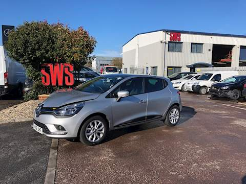 Renault Clio Dynamique Nav Tce 0.9 5dr Cat S Manual Petrol