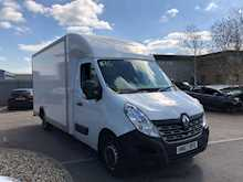 Master Ll35 Business Dci Luton 2.3 HPI: Clear Manual Diesel