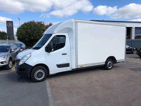 Renault Master Ll35 Business Dci Luton 2.3 HPI: Clear Manual Diesel