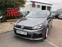Golf R 2.0 5dr Cat N Manual Petrol