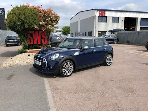 Mini Cooper S Seven 2.0 5dr Cat S Manual Petrol